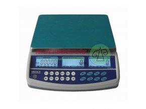 QHD-15 PLUS - 15 Kg/0,2 g Počítací váha