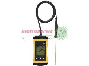 G 1710 digitální vodotěsný teploměr se snímačem