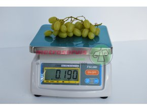 T28-6D gastro váha stolní T-Scale