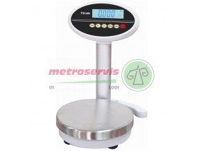 ROW++15 kg gastro váha stolní T Scale
