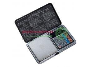 HD 01 kapesní váha 500 g