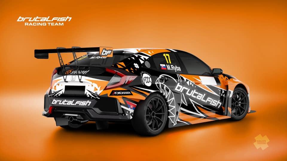 Brutal Fish Racing Team - Civic TCR
