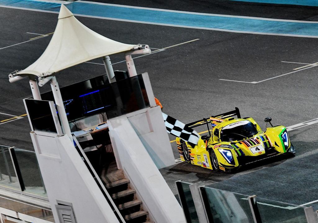 Vítězství na Gulf 12 Hours