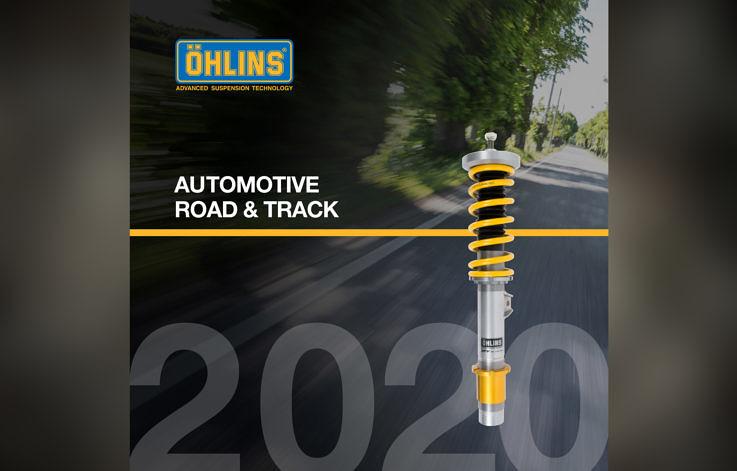 Aktuální katalog tlumičů Road & Track 2020