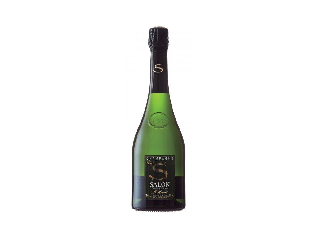 1996 salon s le mesnil blanc de blancs champagne