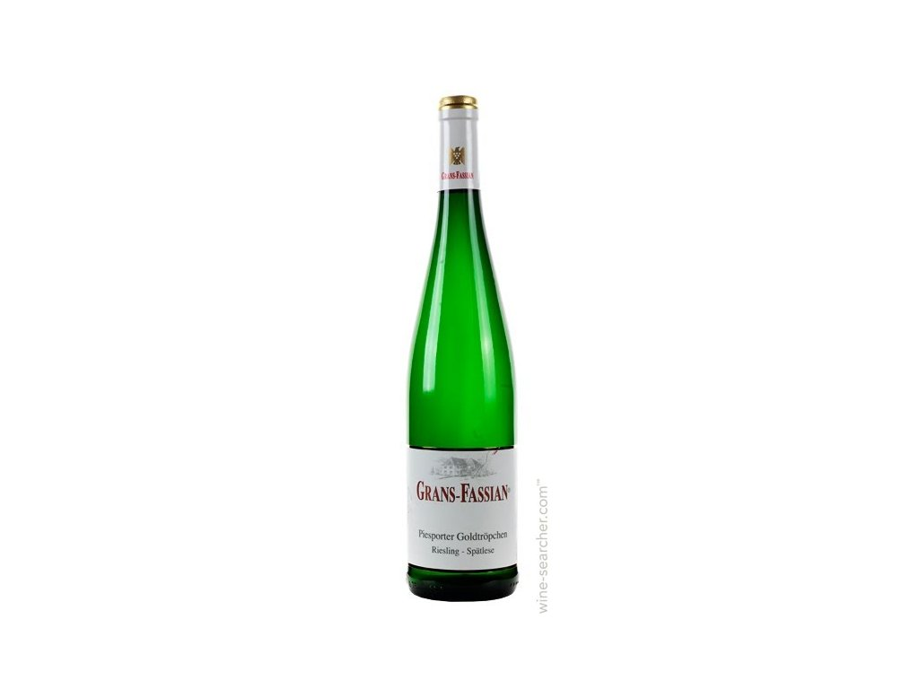 grans fassian piesporter goldtropfchen riesling spatlese mosel germany 10393151