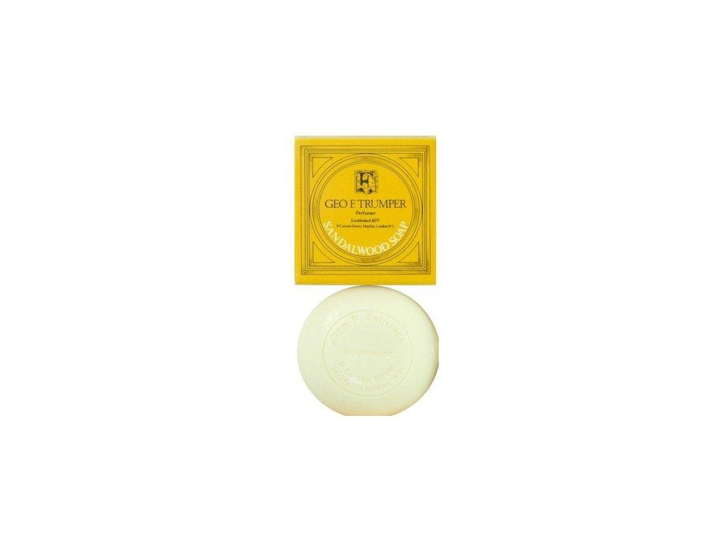 Klasické mýdlo Sandalwood Geo F. Trumper 75 g