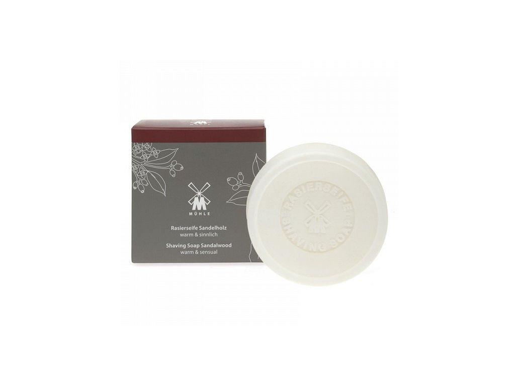 Mýdlo na holení Sandalwood Mühle 65 g