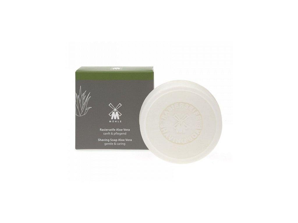 Mýdlo na holení Mühle Aloe Vera 65 g