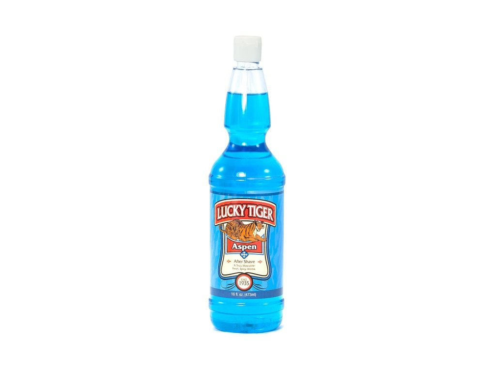 Voda po holení Lucky Tiger Aspen 473 ml