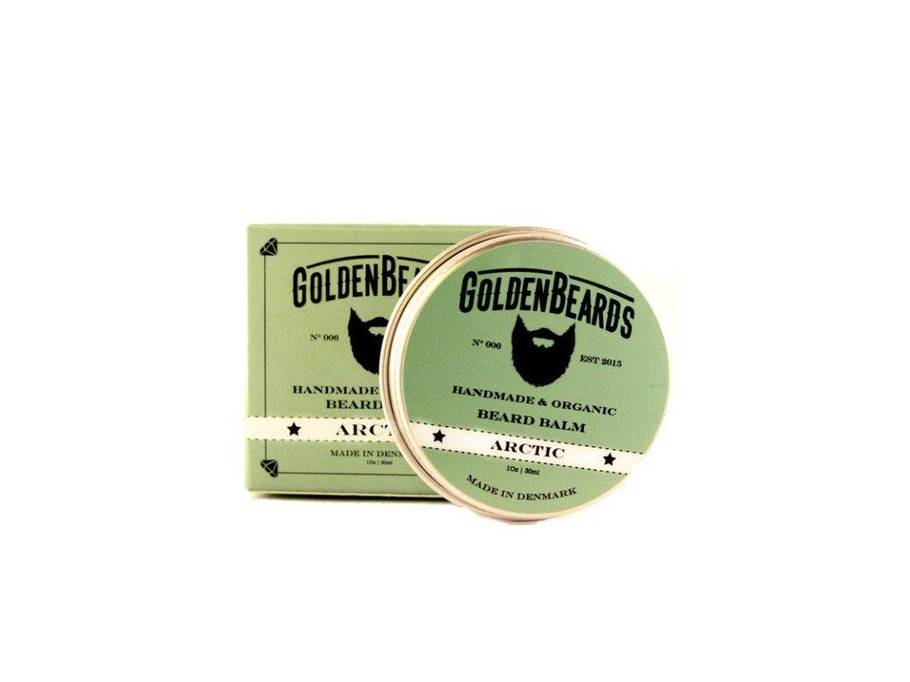 Balzám na vousy Golden Beards Arcti 30 ml