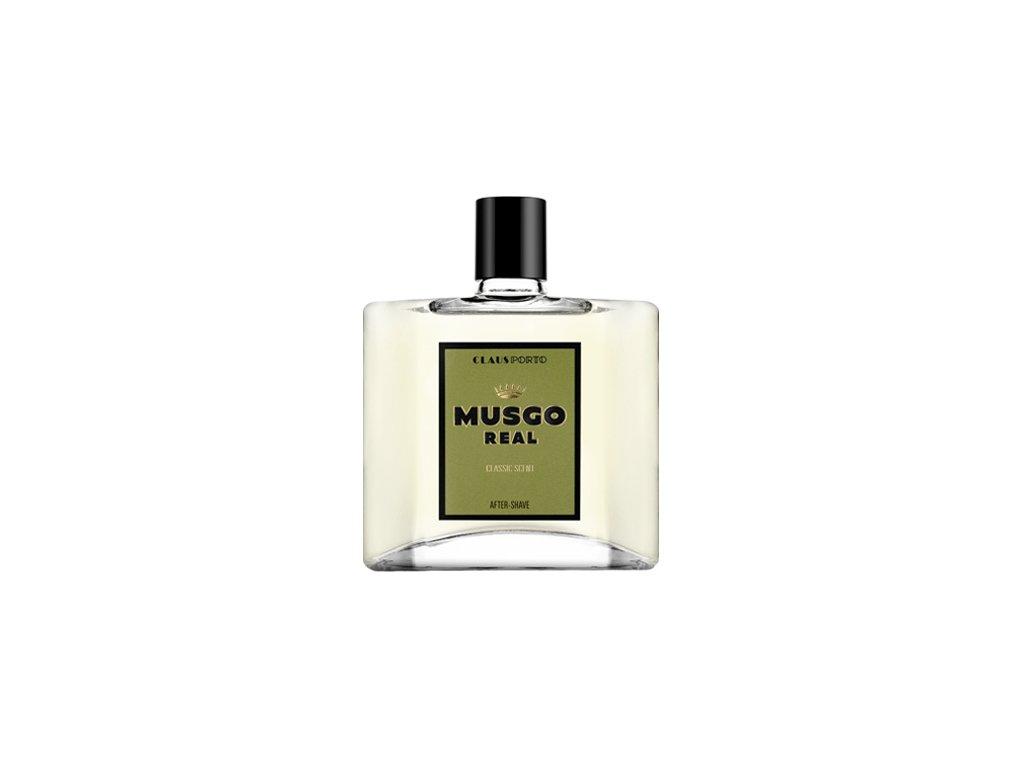 Voda po holení Musgo Real Classic Scen 100 ml
