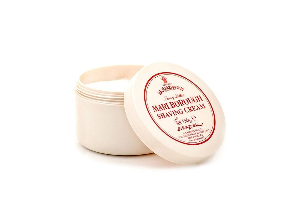 Krém na holení D.R. Harris Marlborough150 ml
