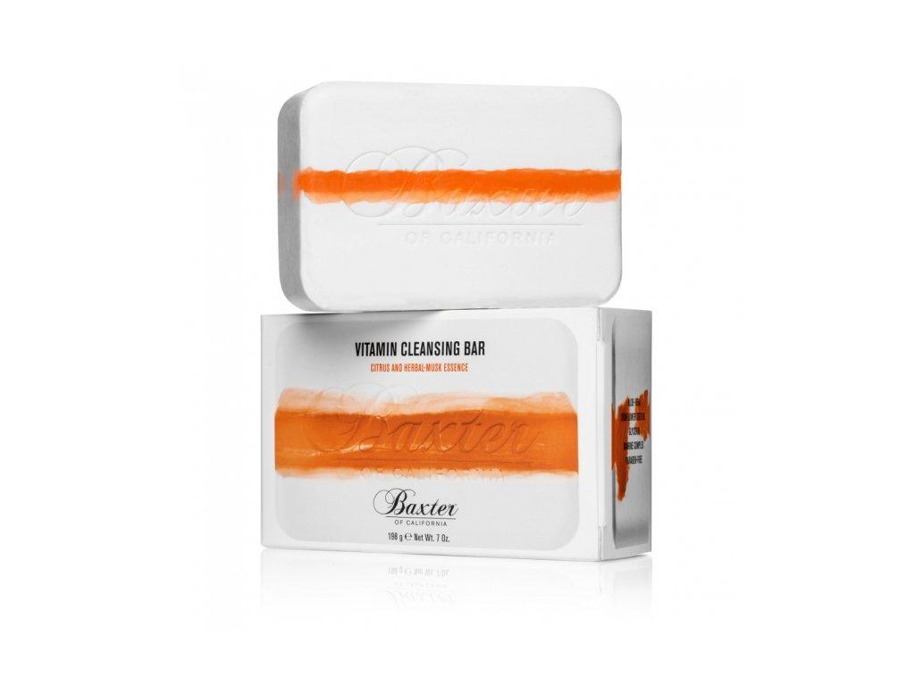 Hydratační tělové mýdlo s esencí citrusů a bylin Baxter 198 g