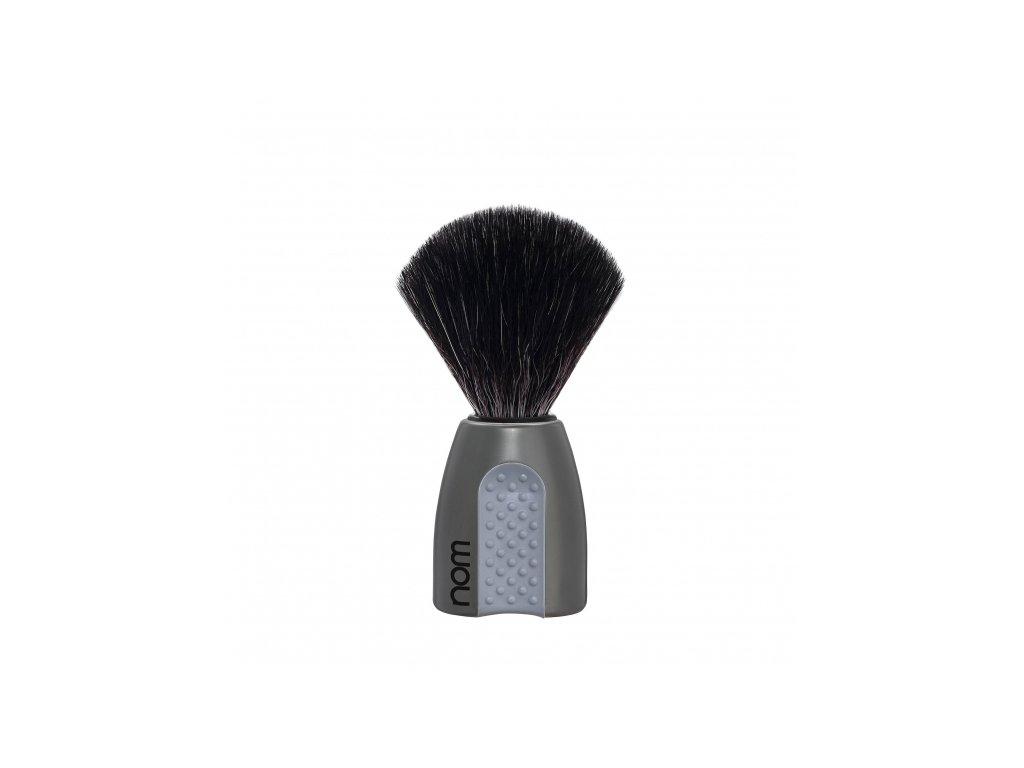 Štětka na holení z jezevčích vlasů NOM Pure Badger