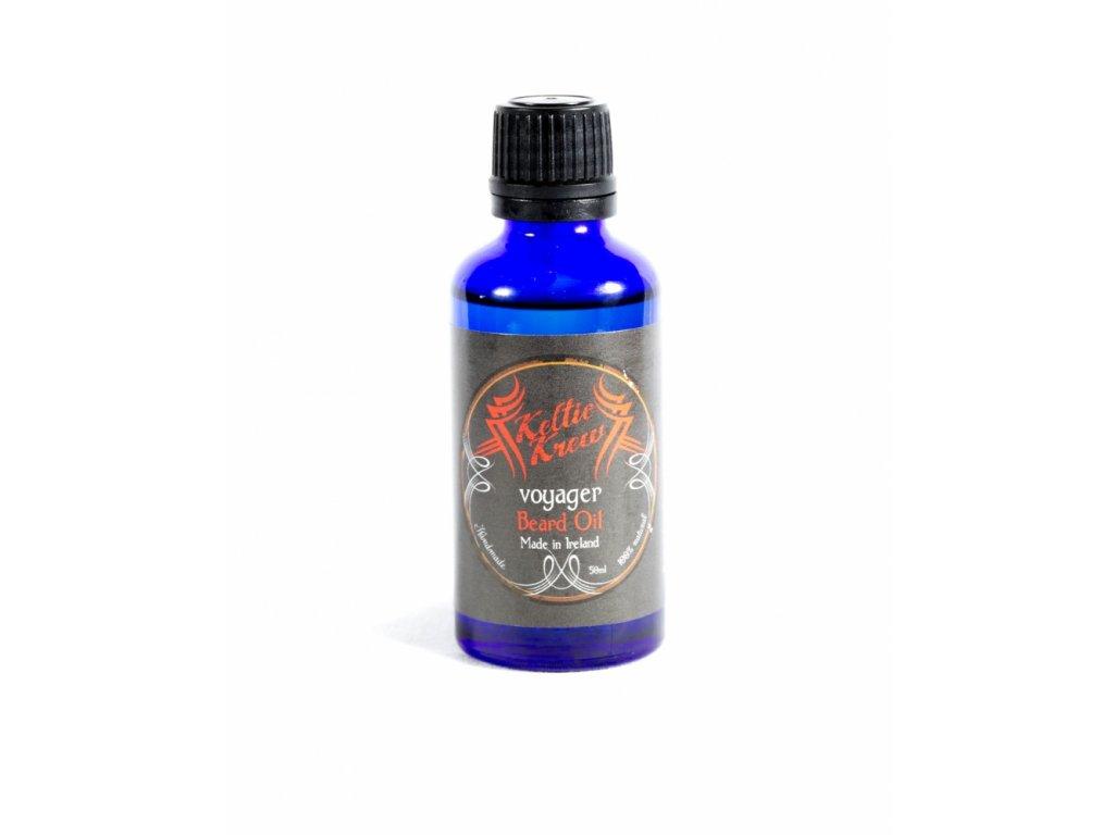 Olej na vousy Keltic Krew Voyager 50 ml