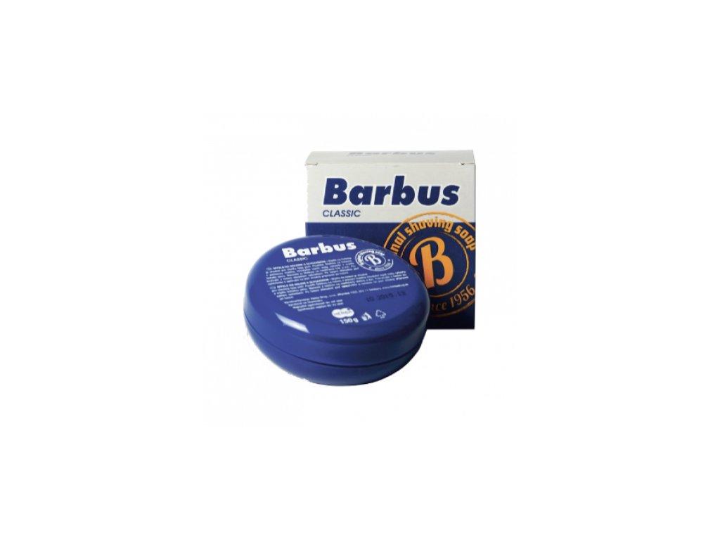 Pěnivý krém na holení s glycerinem Barbus 150 g