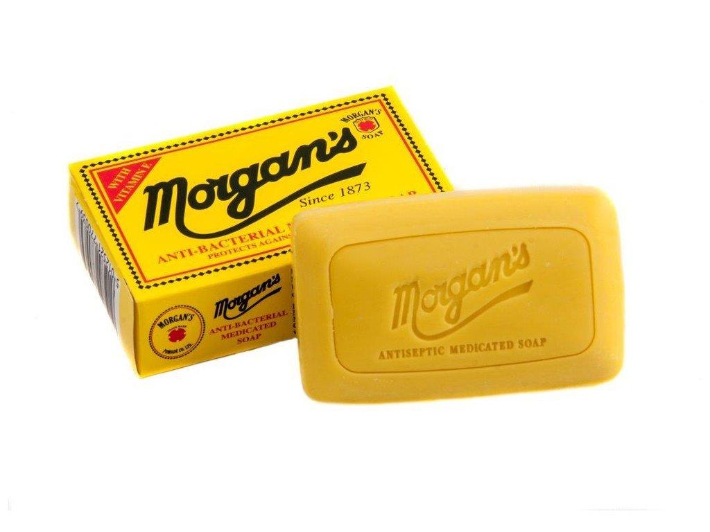 Antibakteriální mýdlo Morgans 80 g