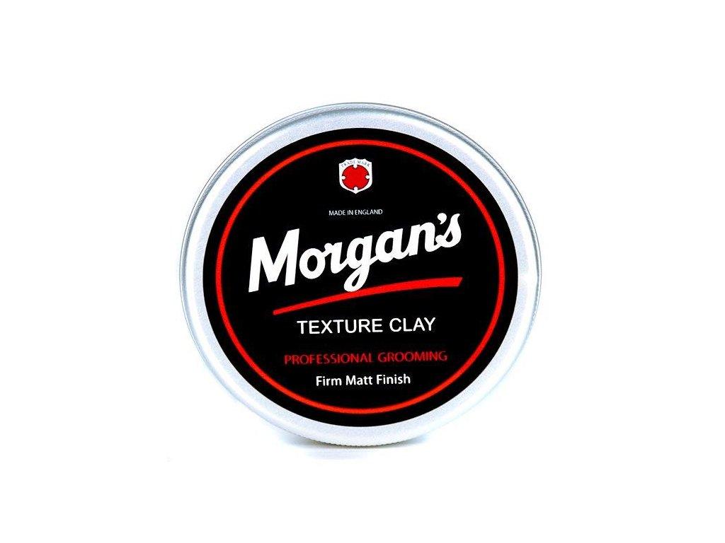 Hlína na vlasy Texture Clay Morgans 75 ml