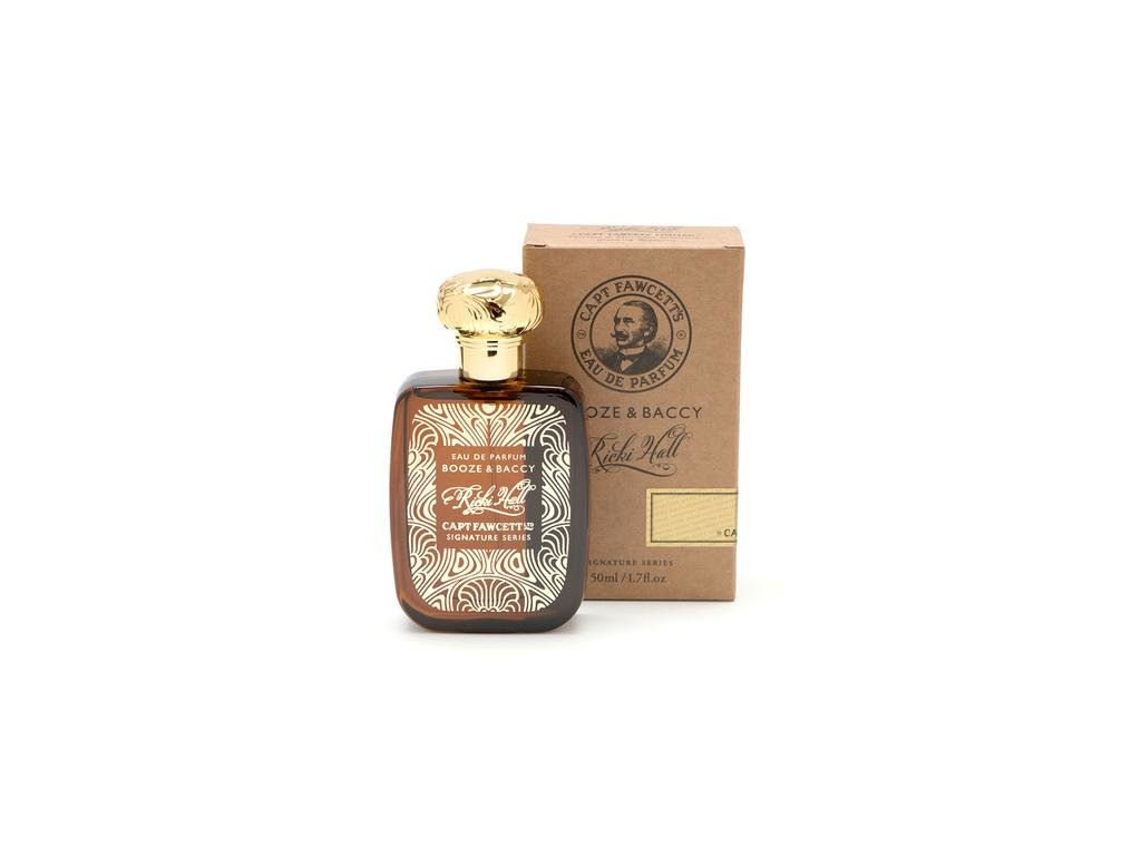 Toaletní voda Captain Fawcett Booze and Baccy 50 ml