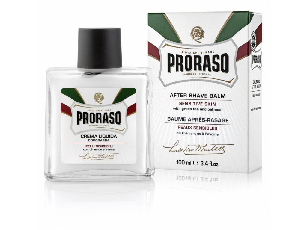Balzám po holení pro citlivou pokožku Proraso 100 ml