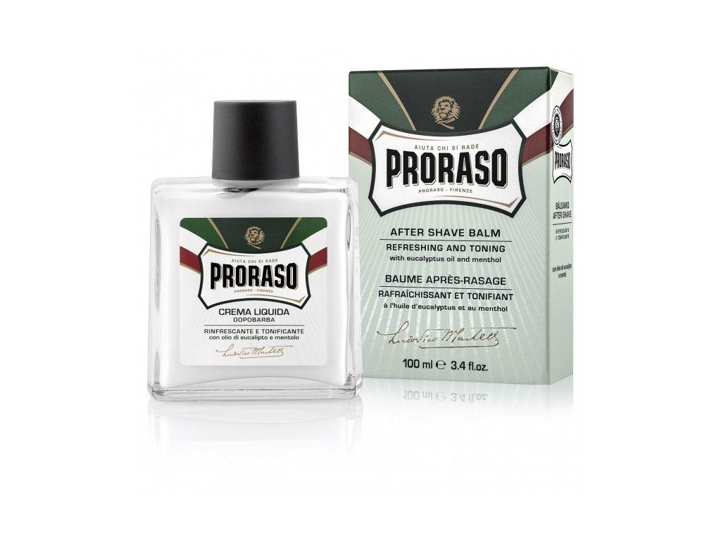 Balzám po holení Proraso 100 ml