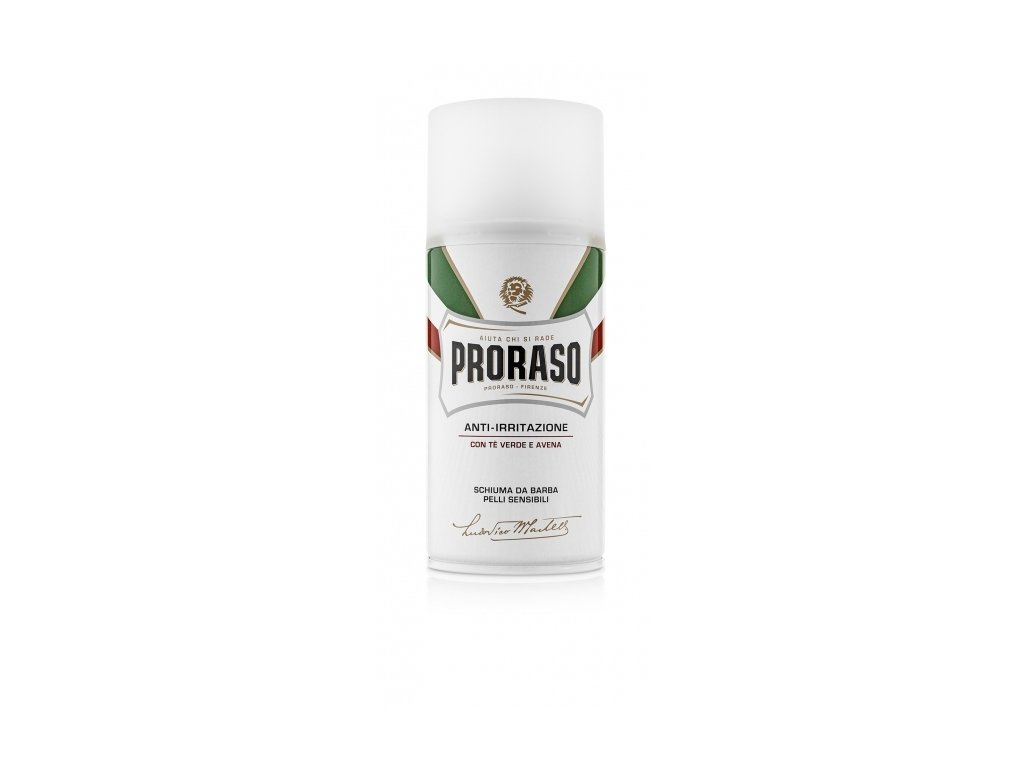 Pěna na holení Proraso Aloe Vera 300 ml