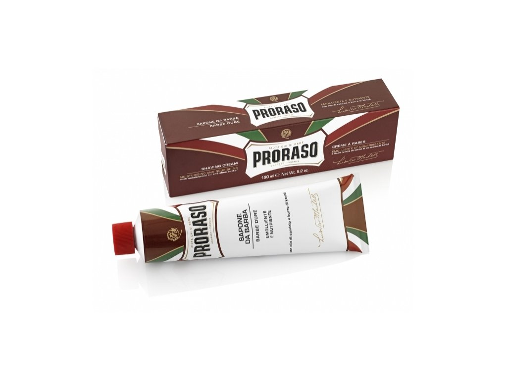 Krém na holení pro tvrdé vousy Proraso 150 ml