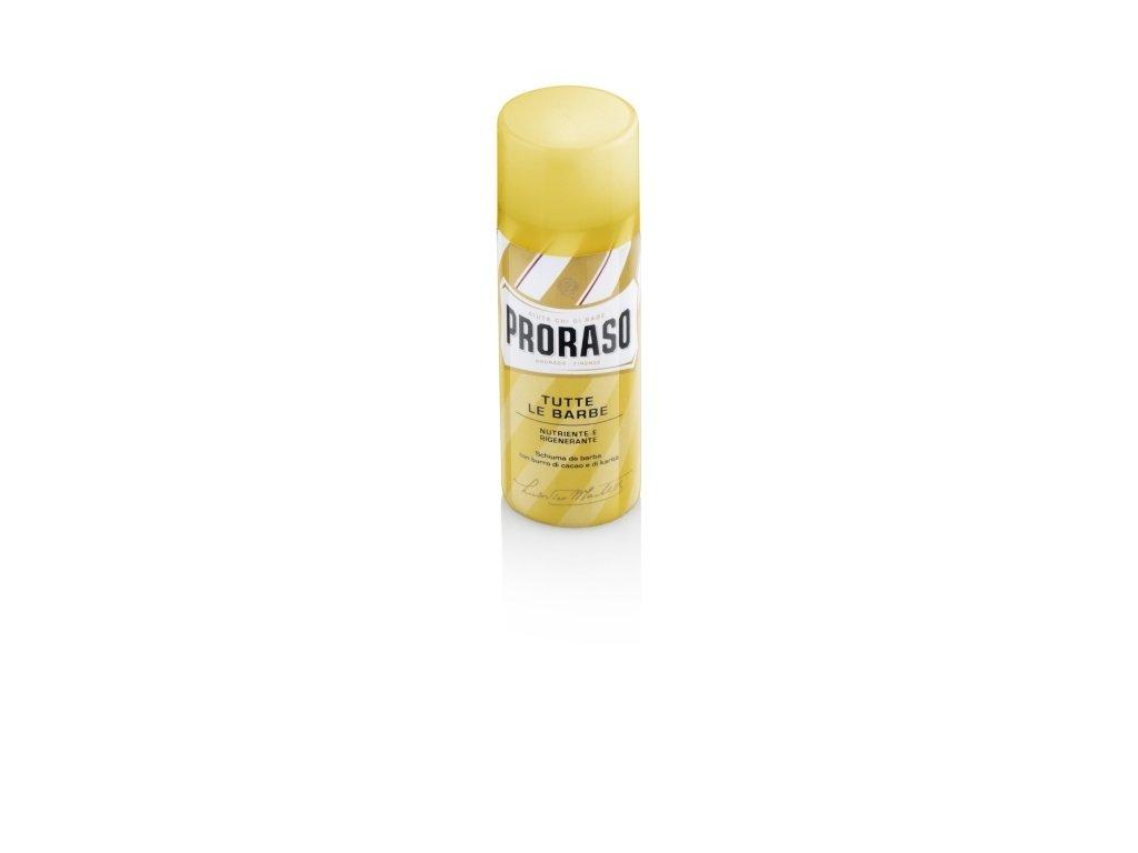 Cestovní pěna na holení Proraso Regenerative 50 ml