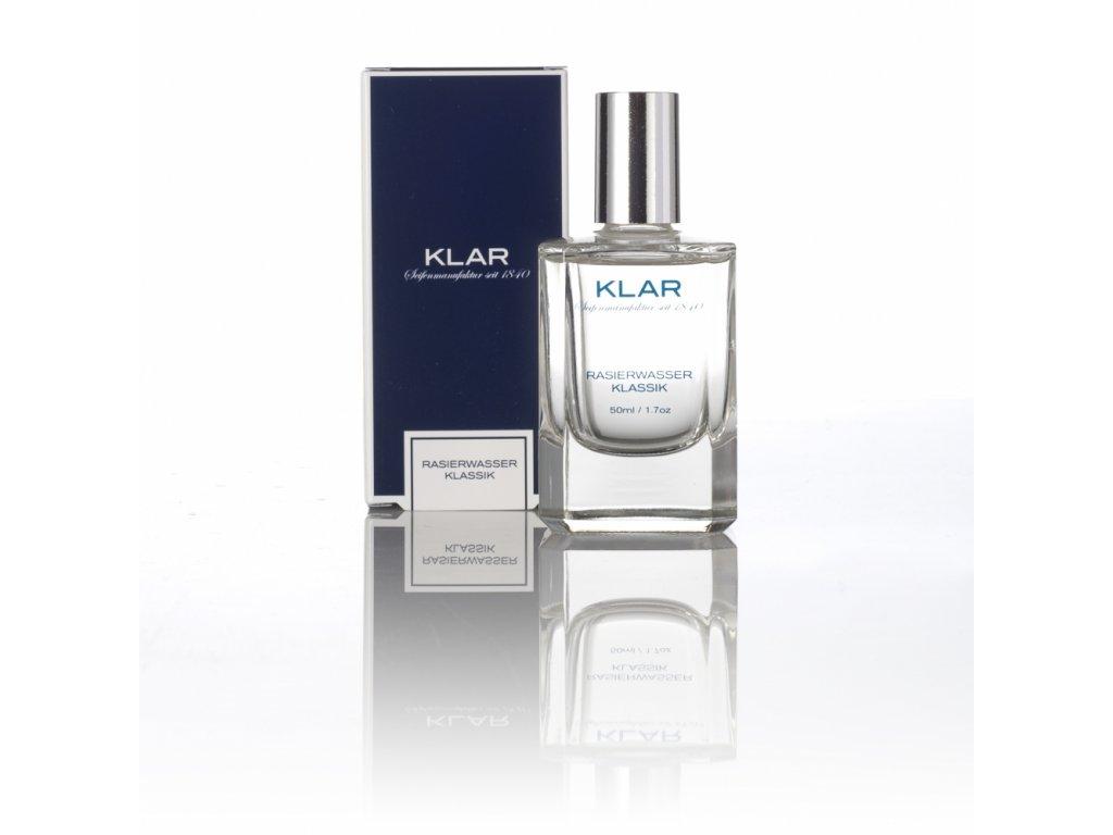 Voda po holení Klar Classic 50 ml