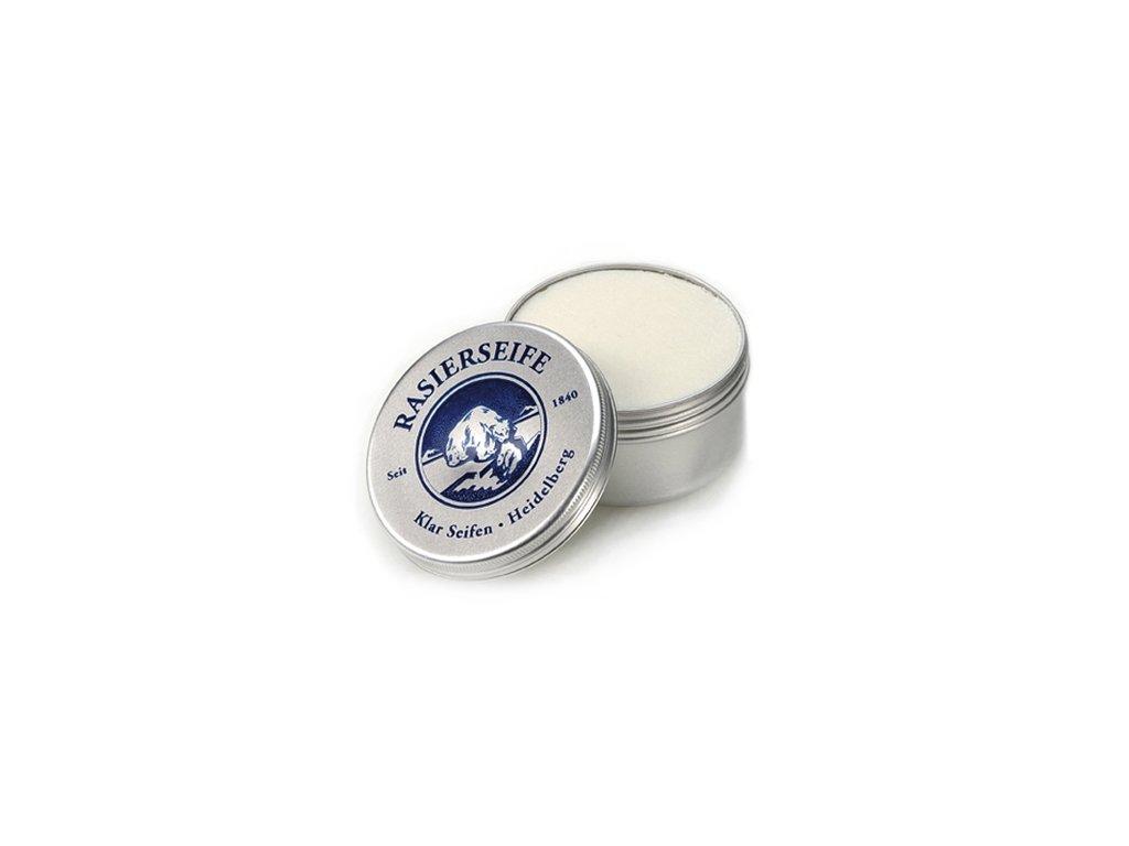 Mýdlo na holení Classic Klar 110 g