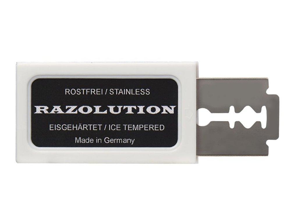 Žiletky na holení Razolution Double Edge Simbtec (10 ks)