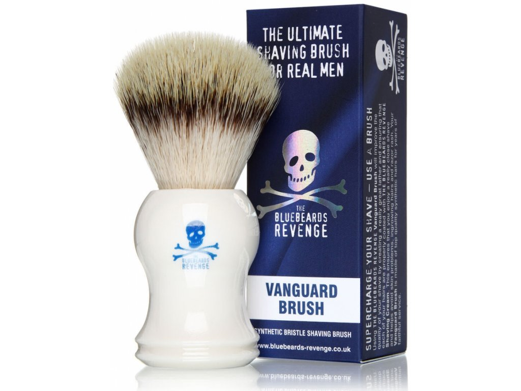 Štětka na holení The Bluebeards Revenge Vanguard Brush