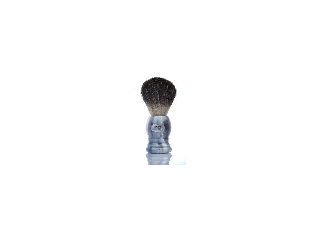 Štětka na holení Hans Baier Marbled Pure Badger