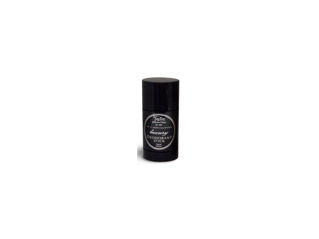 Tuhý deodorant St. James Taylor of Old Bond Street 75 ml