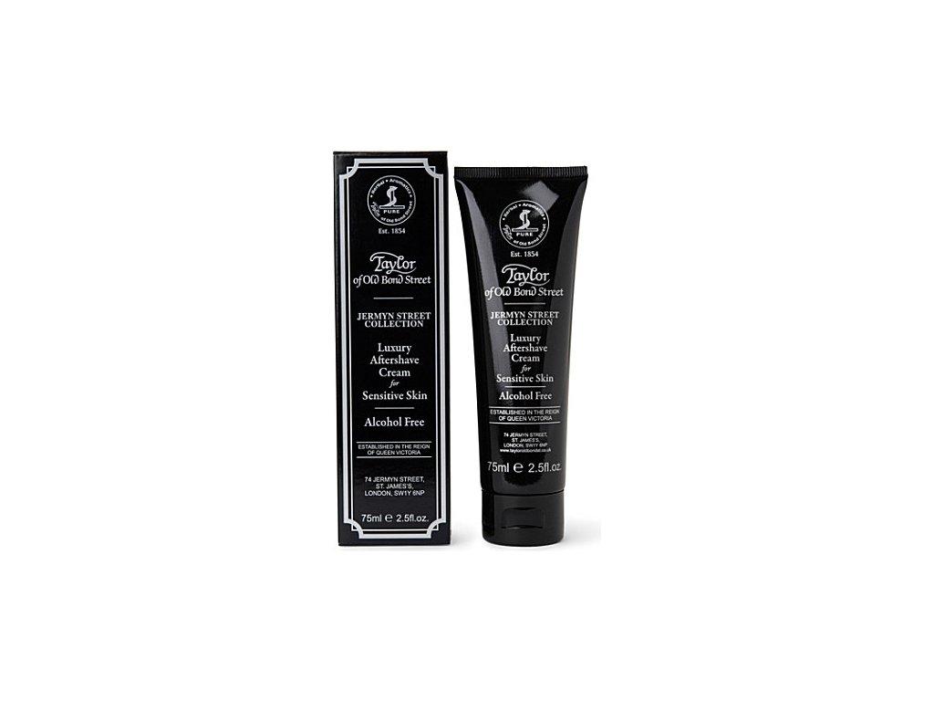 Krém po holení Jermyn Street Collection Sensitive Skin 75 ml