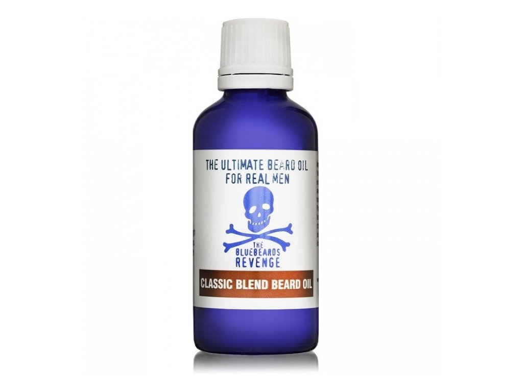 Olej na vousy Classic Blend The Bluebeards Revenge 50 ml