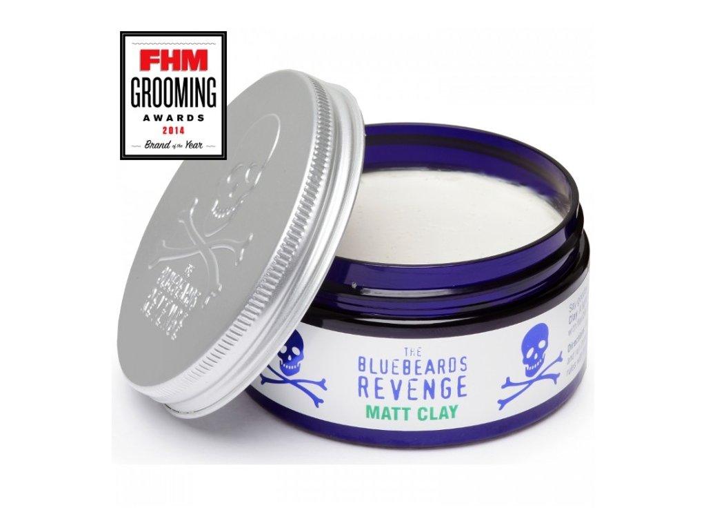 Matný jíl na vlasy The Bluebeards Revenge 100 ml