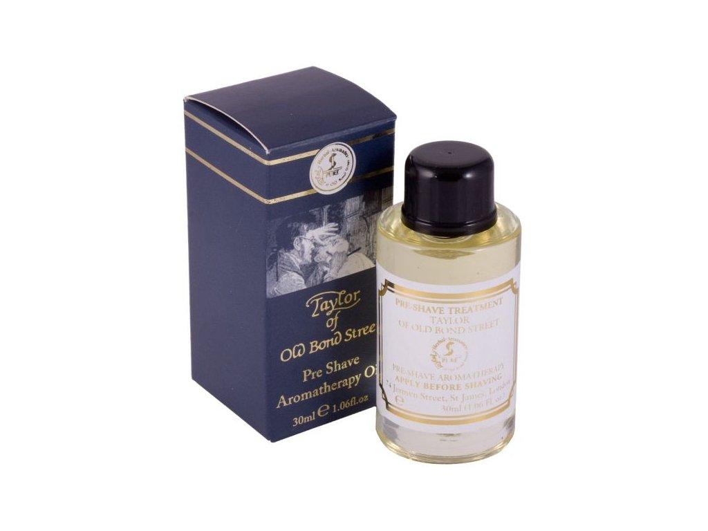 Olej před holením Aromatherapy Taylor of Old Bond Street 30 ml