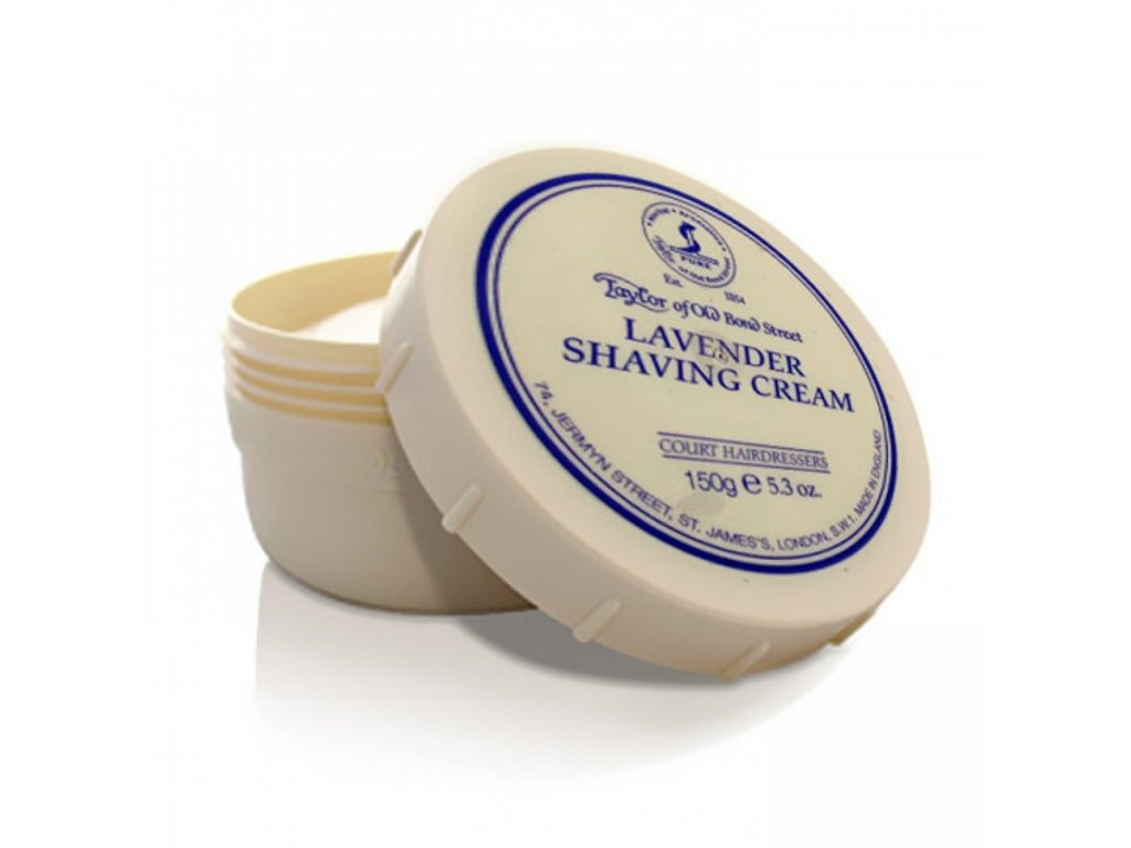 Krém na holení Taylor of Old Bond Street Lavender 150 g