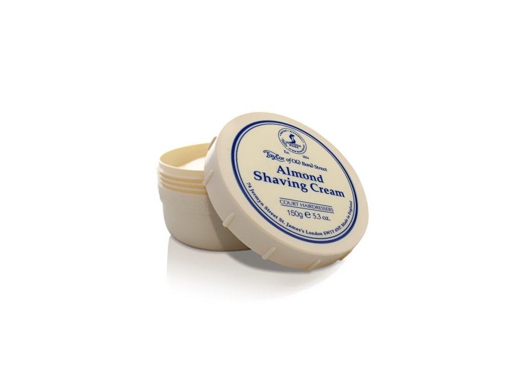 Krém na holení Taylor of Old Bond Street Almond 150 g
