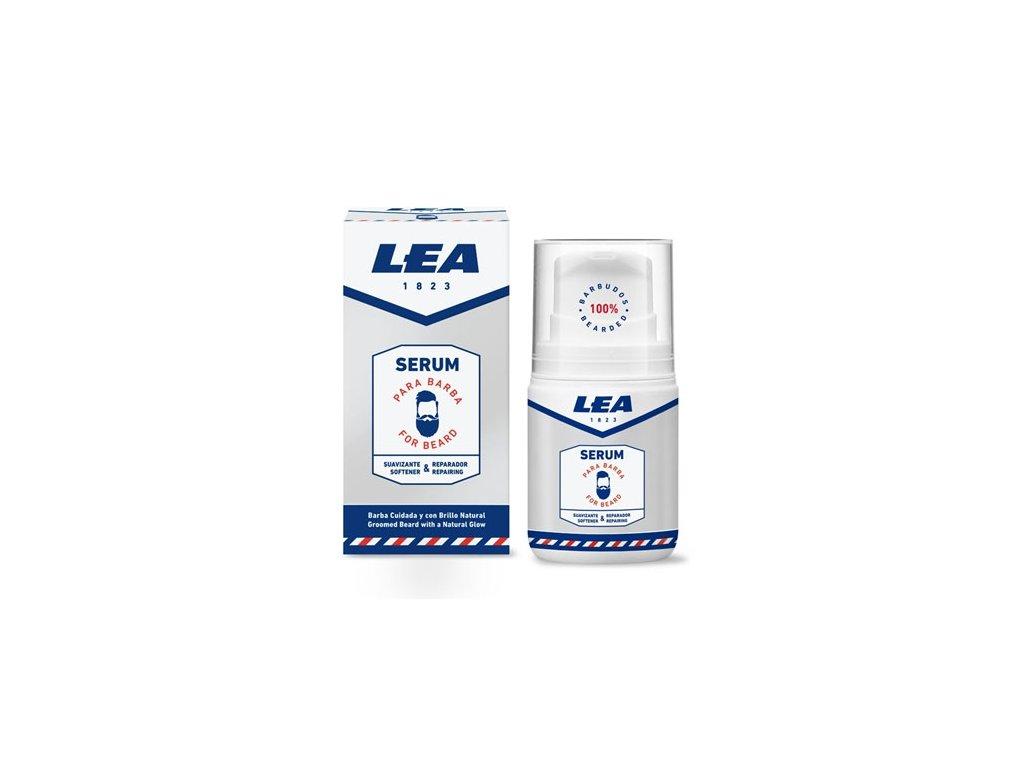 Vyživující sérum na vousy Lea 50 ml