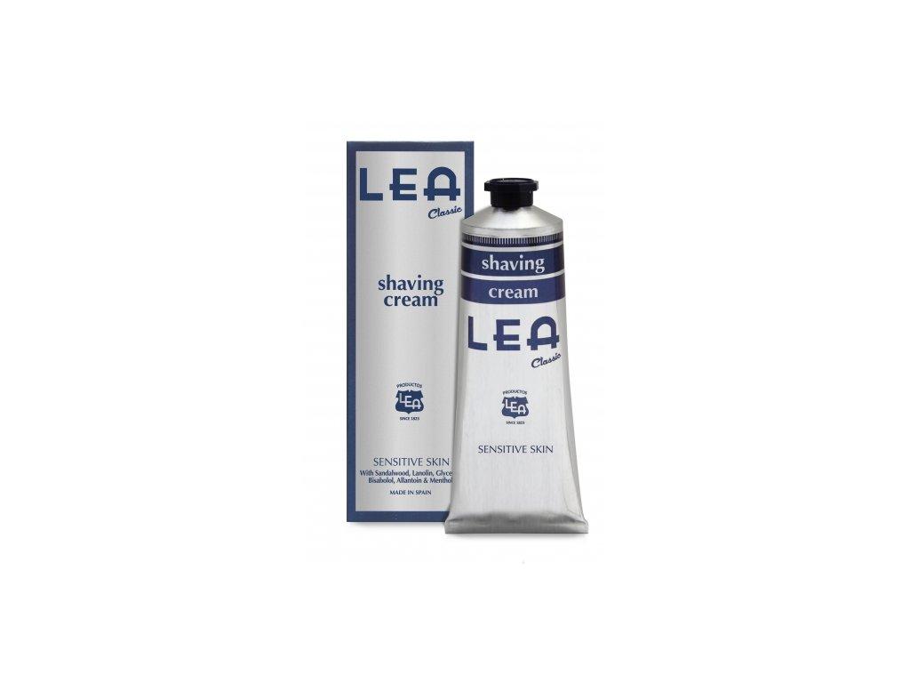 Krém na holení v tubě Classic Lea 100 g
