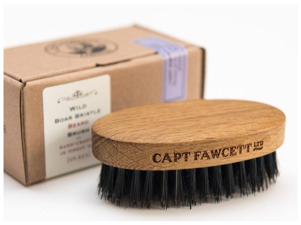 kartac na vousy captain fawcett