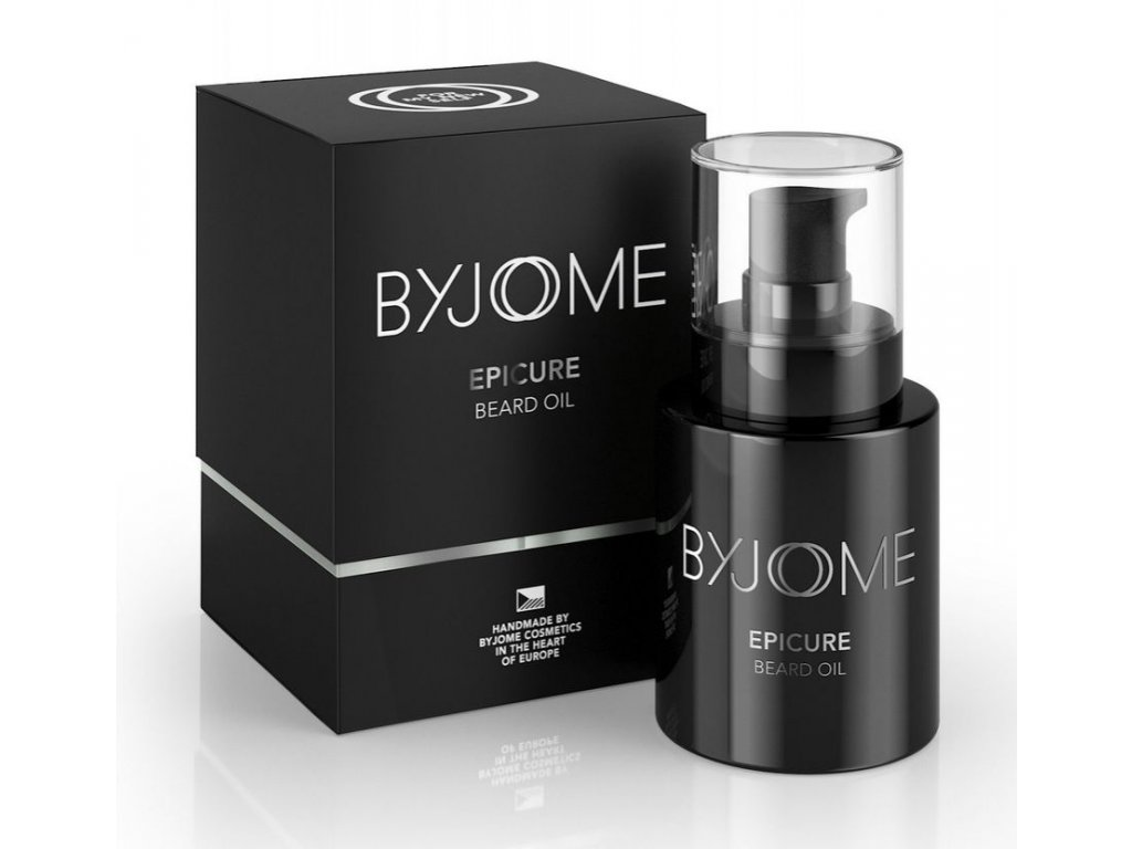 olej na vousy byjome epicure 30 ml