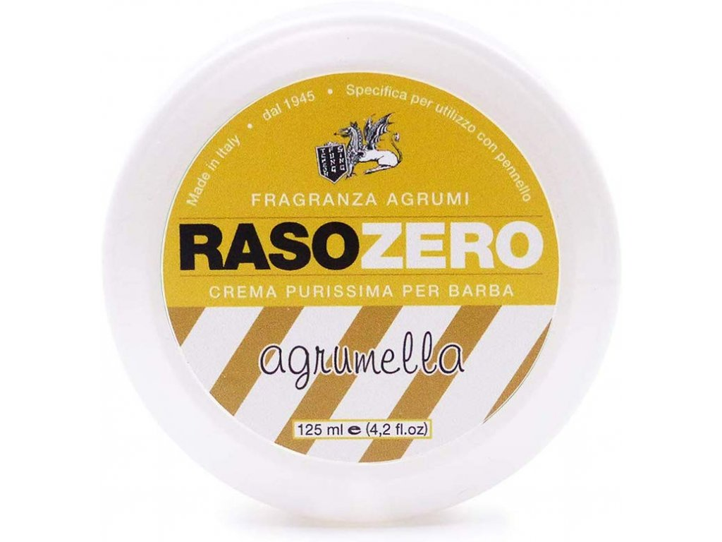 krem na holeni rasozero agrumella 125 ml