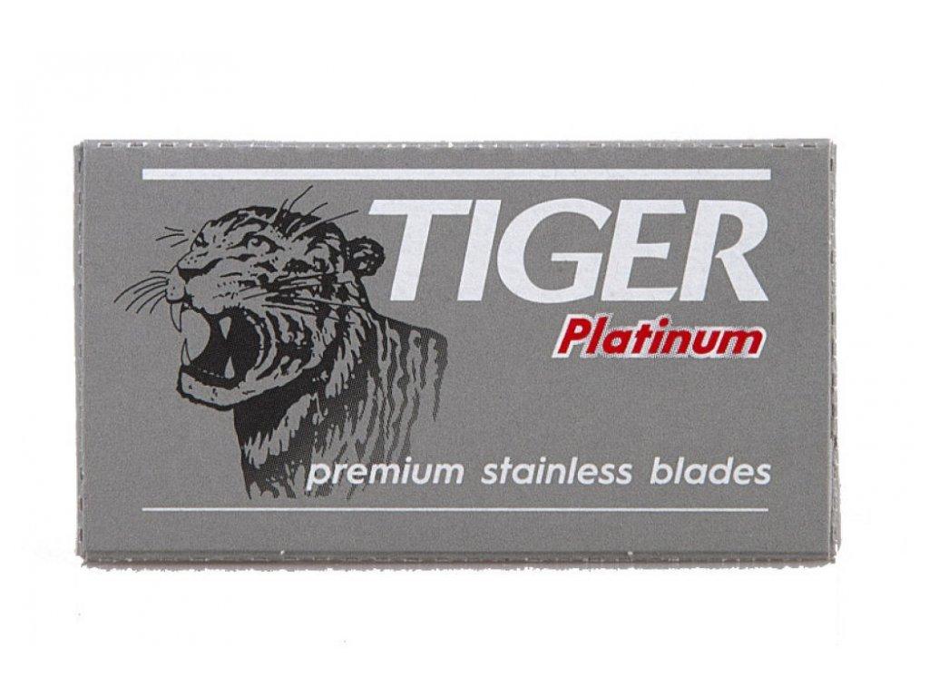 ziletky na holeni tiger platinum 5 ks