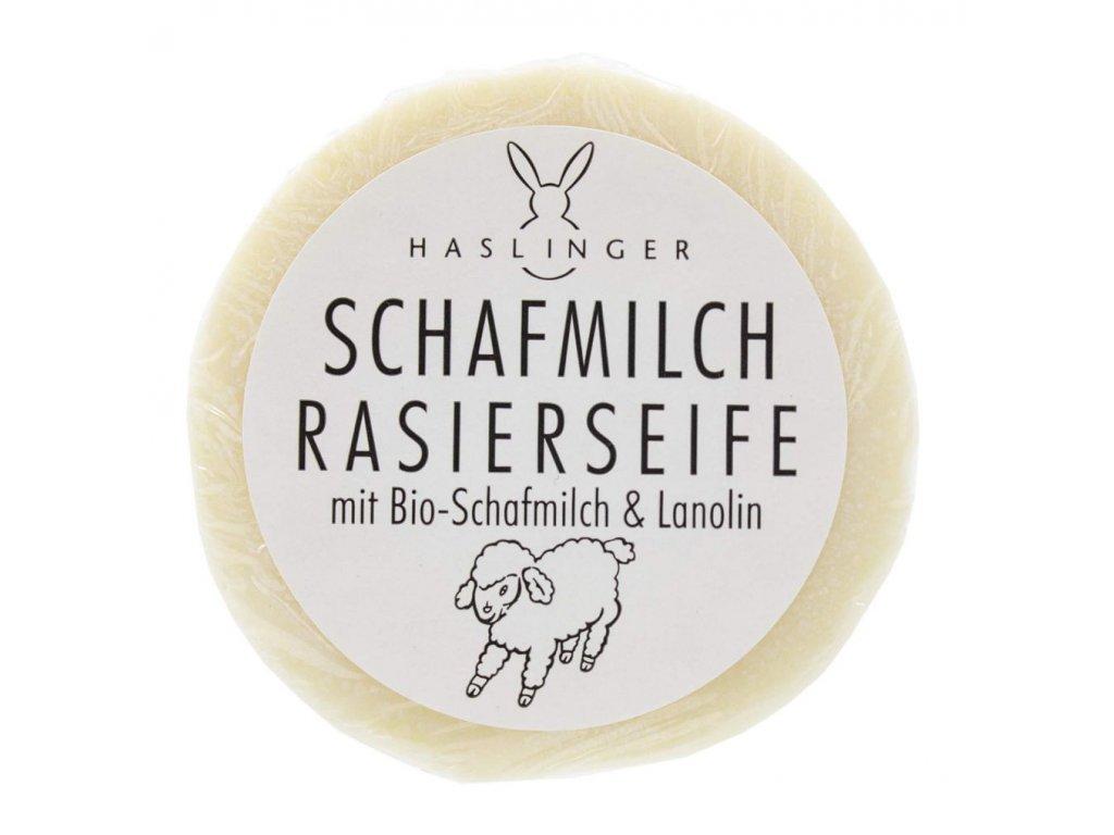 mydlo na holeni haslinger schafmilch 60 g