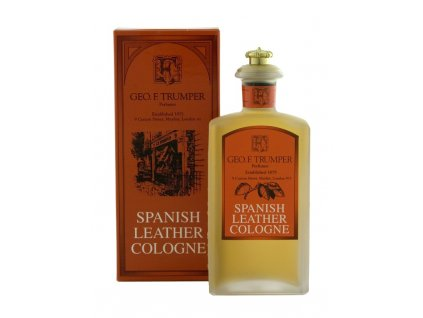 Kolínská voda Geo F. Trumper Spanish Leather 100 ml