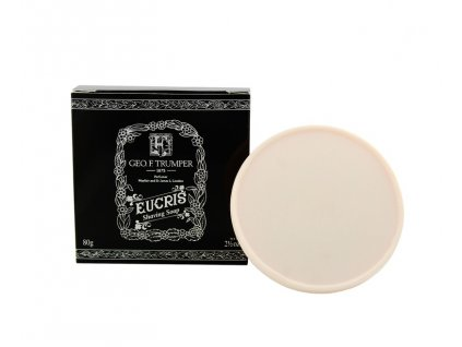 Mýdlo na holení Eucris Geo F. Trumper 80 g